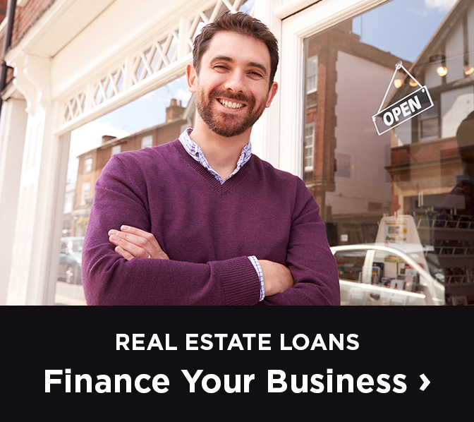 Business real estate loans -  finance your business
