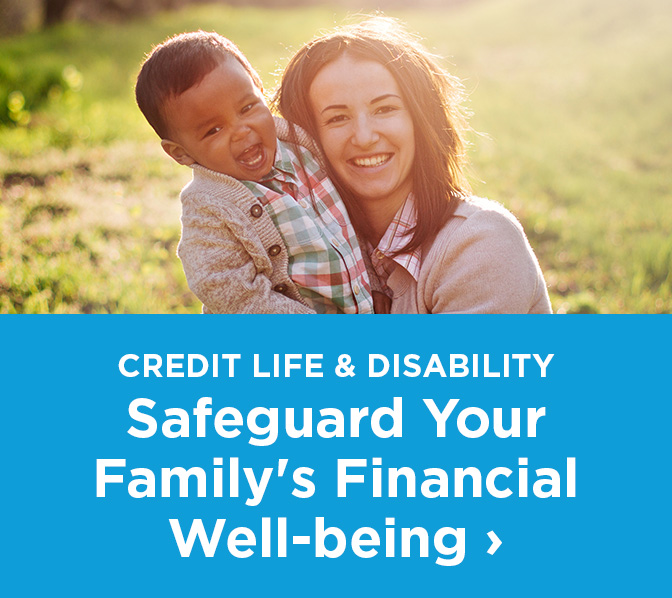 Credit Life and Disability Safeguard Your Family's Financial Well being