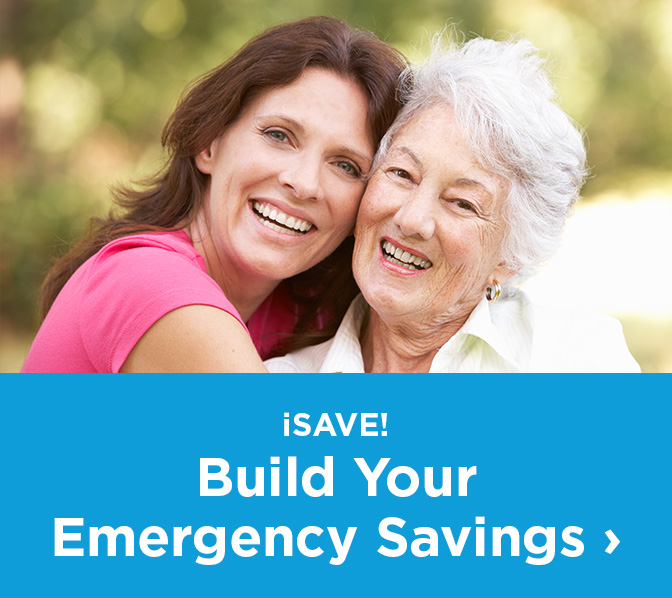 build your emergency savings
